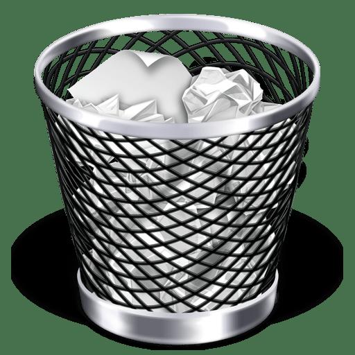 Удаление неудаляемых файлов и папок логотип