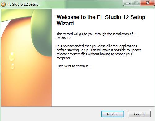 Установка FL Studio