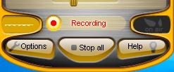 Запись звука в Scramby