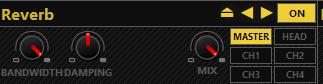 Аудиоэффекты в программе Mixxx