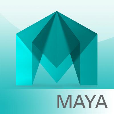 AutoDesk Maya Логотип