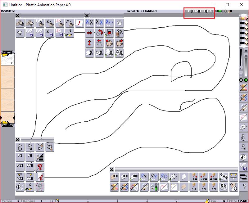 Дополнительные компоненты в Plastic Animation Paper