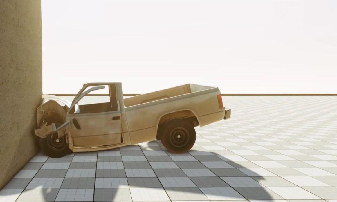 Физика CryEngine