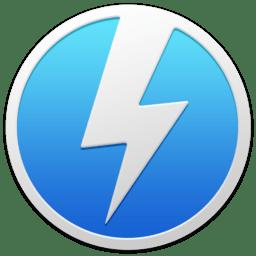 Использование программы DAEMON Tools логотип