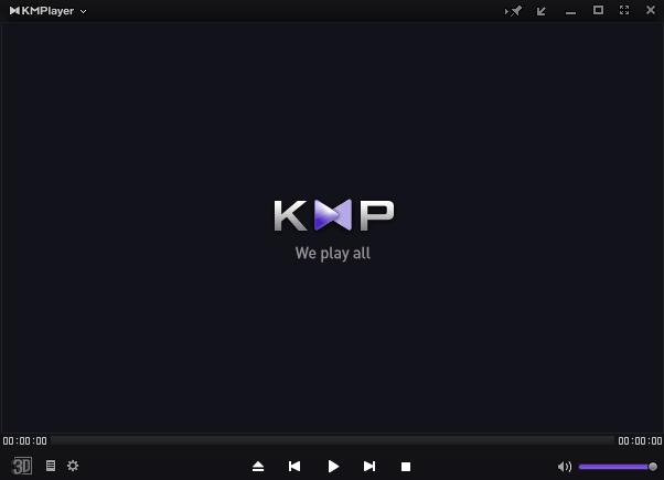 KMPlayer не проигрывает видео