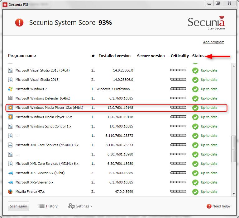 Как обновить Windows Media Player шаг 2_2