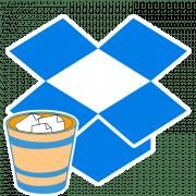 Как удалить Dropbox