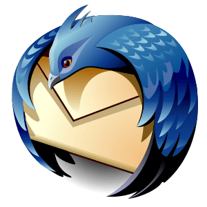 Логотип Thunderbird