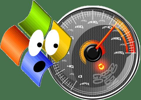Логотип программы для ускорения компьютера
