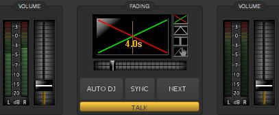 Микрофон в UltraMixer