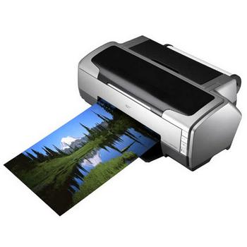 Печать фотографии в программе Photo Printer