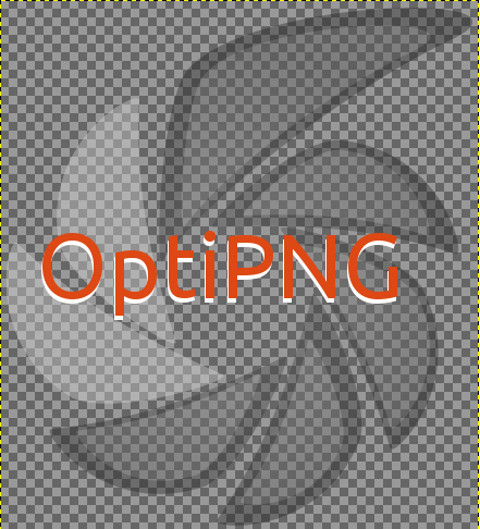 Программа OptiPNG