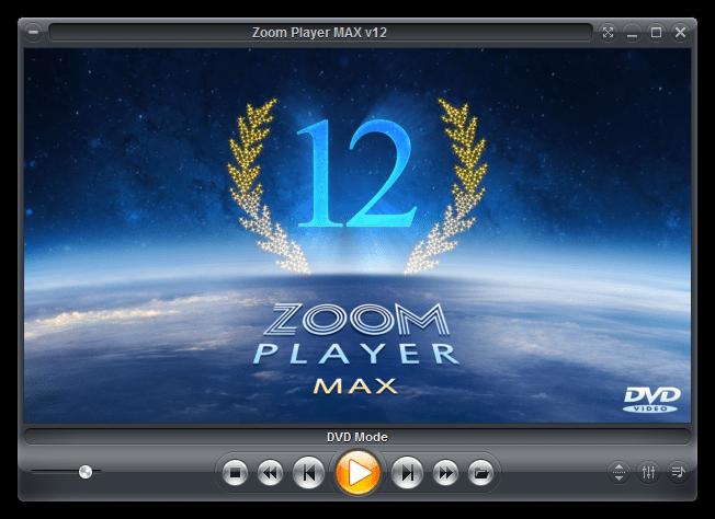 Режим DVD в Zoom Player