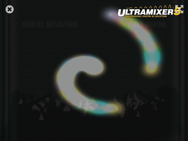 Цветомузыка в UltraMixer