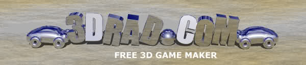 3D Rad Логотип