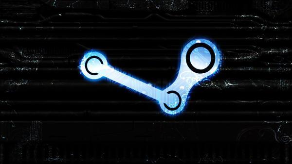 Активация игры в Steam лого