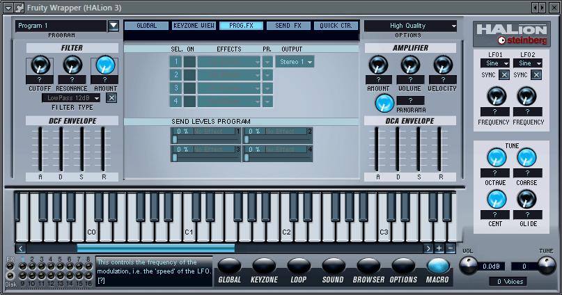 Halion 3 VST плагин для FL Studio