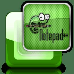 Использование программы Notepad++