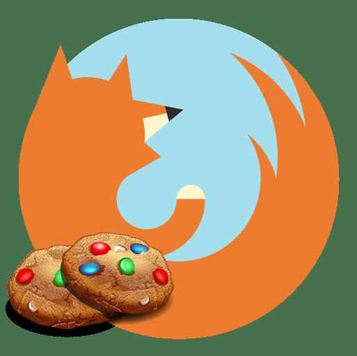 Как включить куки в Mozilla Firefox
