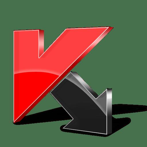 Логотип Kaspersky Antivirus