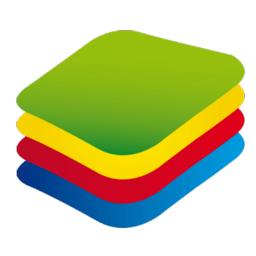 Логотип программы Bluestacks