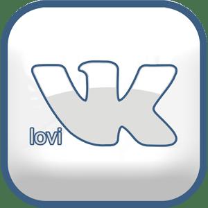 Логотип программы ЛовиВконтакте
