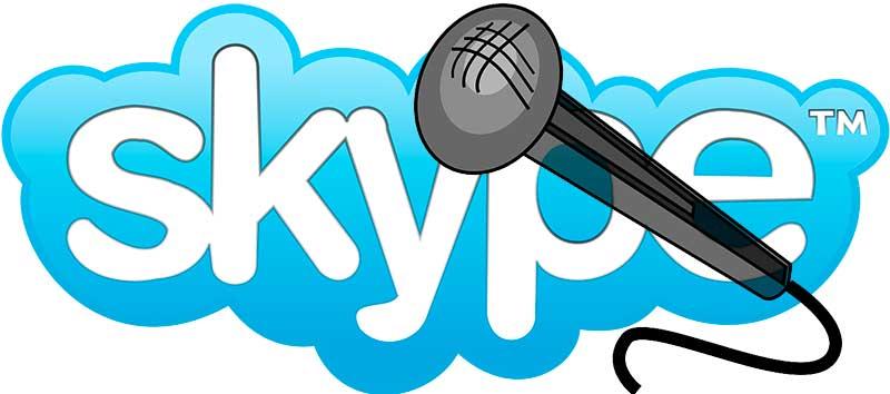 Не работает микрофон в Скайпе. Что делать лого