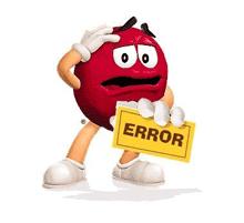 Ошибка в браузере Opera