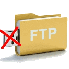 Отсутсвие включения  по FTP в программе FileZilla
