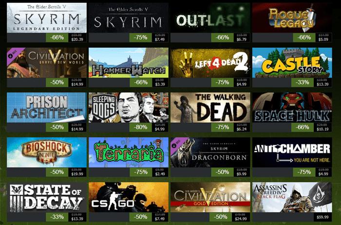 Покупка игры в Steam лого