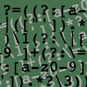 Регулярные выражения в программе Notepad++