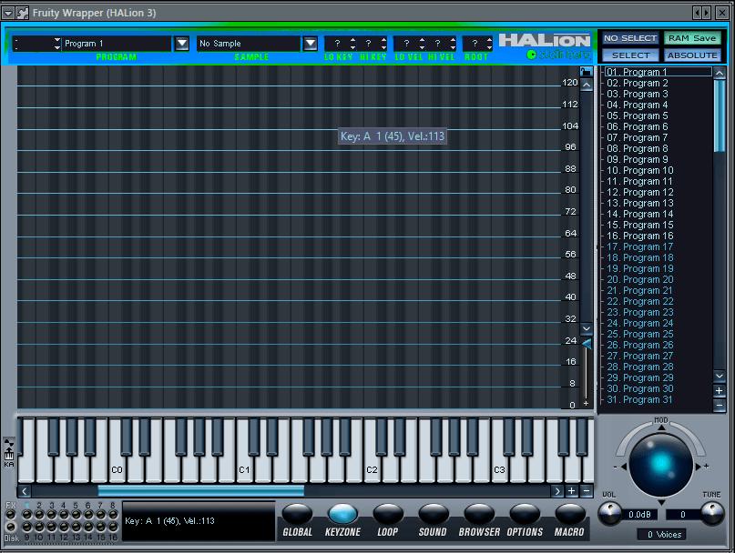 Steinberg Halion VST плагин для FL Studio