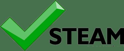 Восстановление аккаунта в Steam лого