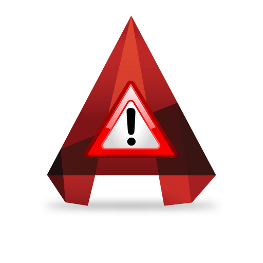 autocad logo command line