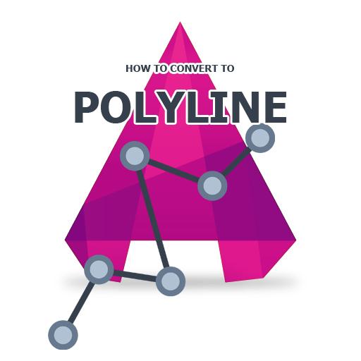 autocad-logo polyline