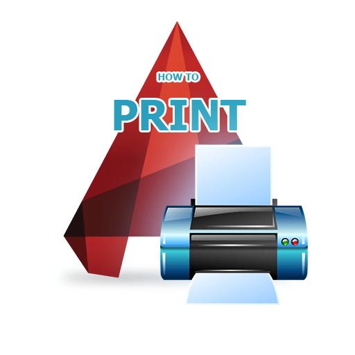 autocad-logo print
