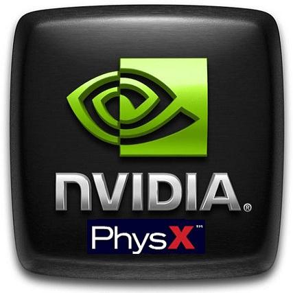 NVIDIA PhysX icon