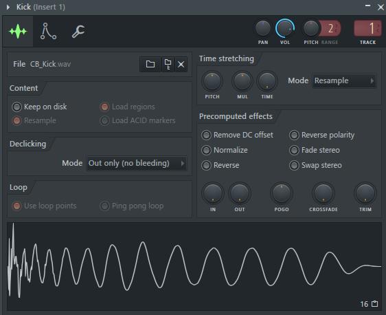 Как добавить сэмплы в FL Studio