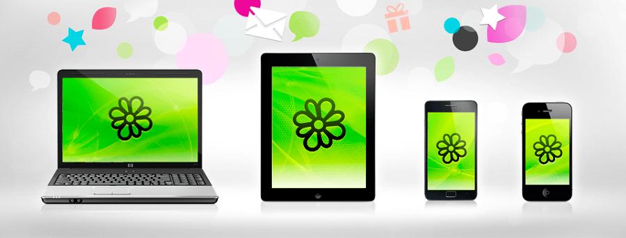 синхронизация истории в ICQ