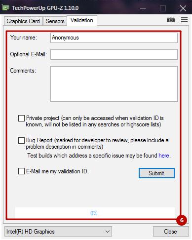 6. Шестой блок информации в TeckPowerUp GPU-Z
