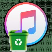 Как полностью удалить iTunes