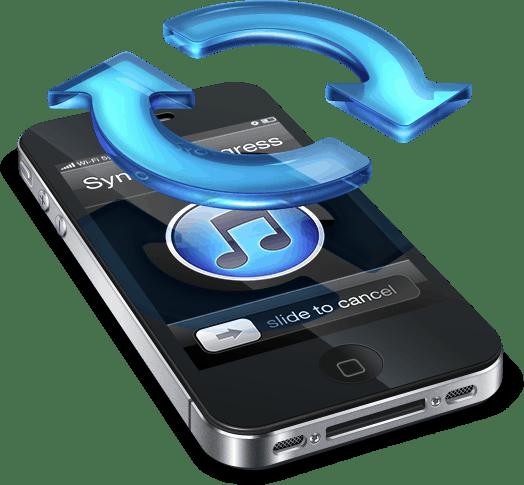 Как синхронизировать ipad с itunes