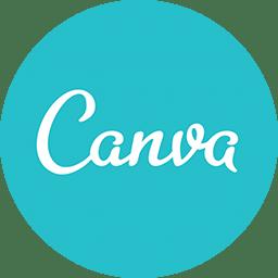 Логотип Canva Photo Editor