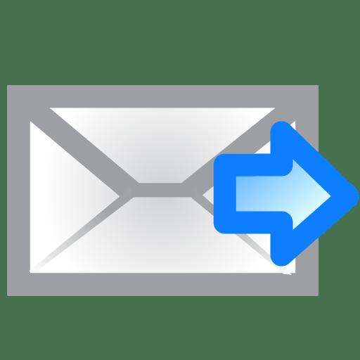 Логотип Outlook не отправляет письма