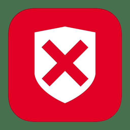 Логотип удаления программы McAfee
