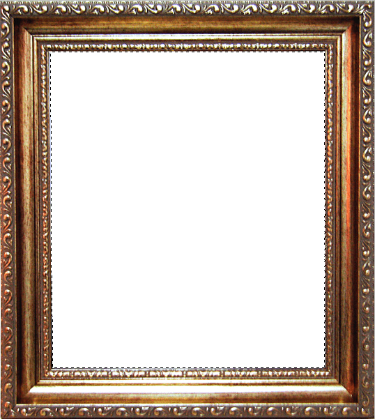 Удаление фона с рамки в Фотошопе (3)