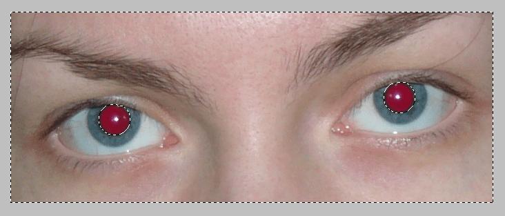 Удаляем красные глаза способ 1 (4)