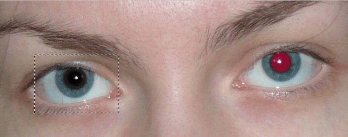 Удаляем красные глаза способ 2 (3)