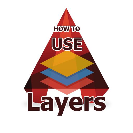autocad-logo layers