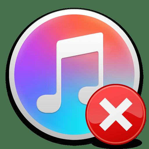 iTunes: ошибка 14